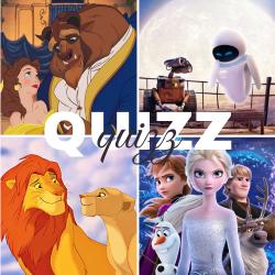 Testez vos connaissances sur les couples de Disney et leurs amis avec Tête à modeler