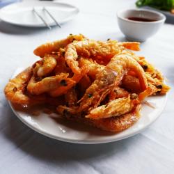 Recettes de crevettes
