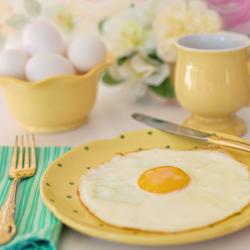 Set de table du repas de Pâques