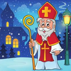 Des idées de bricolages, de jeux et des infos sur la Saint Nicolas.