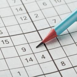 Sudoku pour les enfants de maternelle
