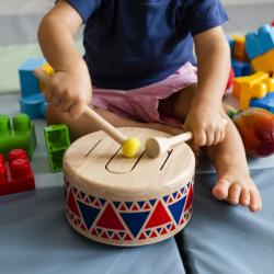 tambour - mot du glossaire Tête à modeler. Définition et activités associées au mot tambour.