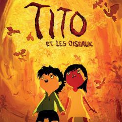 Tito et les oiseaux au cinéma est un film d'animation brésilien de Gustavo Steinberg, Gabriel Bitar et André Catoto Dias. Retrouvez la bande annonce et des infos sur ce film avec Tête à modeler.