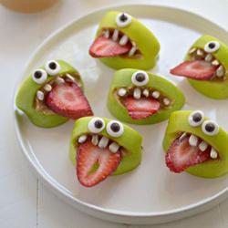 sélection d'idées cuisine pour Halloween