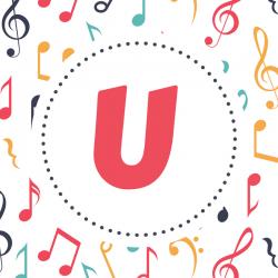 La musique fait entièrement partie de l'éveil musical et sensoriel de l'enfant. Retrouvez toutes nos chansons pour enfants qui commencent par la lettre U ! Chaque chanson enfant est accompagnée des paroles, d'informations sur son histoire et parfois d'une
