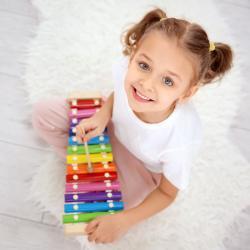 xylophone - mot du glossaire Tête à modeler. Définition et activités associées au mot xylophone.