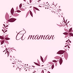 « A maman » est un poème de Robineau plein d'amour et d'attention que votre enfant pourra réciter le jour de la fête des mères ou à chaque occasion qu'il aura de lui faire plaisir. Imprimez ce joli poème illustré gratuitement et collez-le par exemple sur