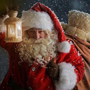 Toutes les réponses aux questions des enfants sur le Père Noël : A quoi ressemble le Père Noël ?
