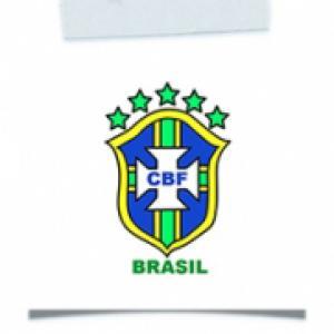 Activité blason foot Brésil