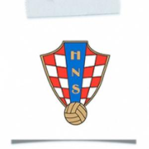 Activité blason foot Croatie