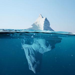 iceberg - mot du glossaire Tête à modeler. Définition et activités associées au mot iceberg.