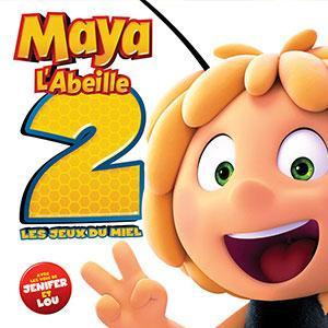Dans ce second film d'animation dédié à Maya, la petite abeille va participer aux grands jeux du Miel. Et elle devra absolument gagner face à sa concurrente : la mauvaise joueuse Violette. Foncez voir Maya l'abeille 2 au cinéma le 18 juillet 2018.  3 au c
