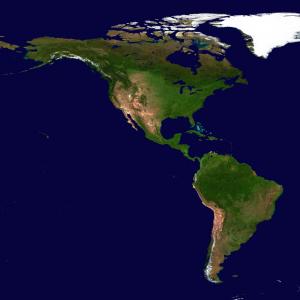 Amérique : Mot du glossaire Tête à modeler. L'Amérique est l'un des 5 continents de la terre. Activités associées.