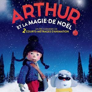 Arthur et la magie de Noël est un dessin animé réunissant 2 courts métrages sur le thème de Noël. Retrouvez la bande annonce et des infos sur ce film accessible dès le plus jeune âge.