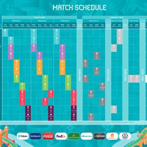 Voici le calendrier EURO 2020 qui reprend le programme complet de ce nouveau championnat d'Europe. Vous trouverez les horaires et les stades des 51 matchs prévus dans cette compétition