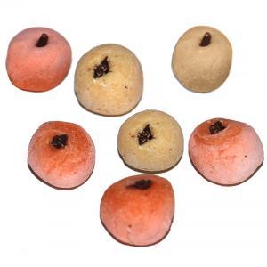 modelage pâte à sel : pommes
