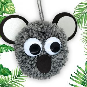 Découvrez aujourd'hui un kit créatif qui permettra aux enfants de s'amuser et de développer leur motricité tout en faisant une bonne action pour la planète et nos amis les animaux. En effet, 10 Doigts s'engage à reverser 5 € à l'oeuvre car