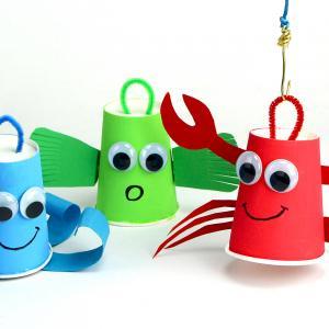 Dans ce tutoriel, nous vous proposons de fabriquer vous même avec vos enfants votre jeu de pêche aux canards !  Ce jeu souvent pratiqué en kermesses, dans les fêtes foraines et dans les fêtes d'anniversaire va occuper vos enfants tout l'été.
