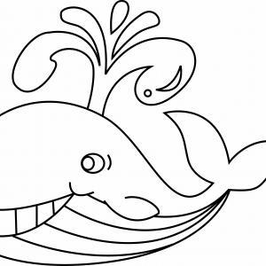 Baleine 05 - motif à imprimer