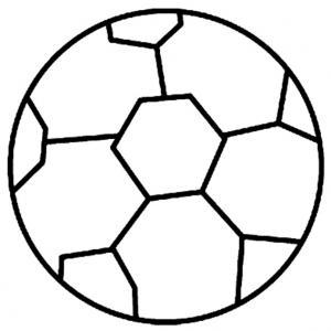 Ballon 01 - motif à imprimer