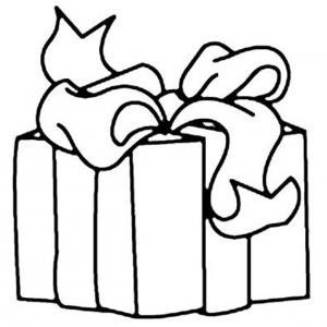 Cadeau 01 - motif à imprimer