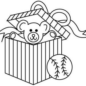Cadeau 05 - motif à imprimer