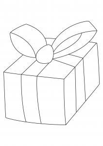 Cadeau 06 - motif à imprimer