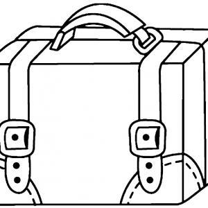 Cartable 01 - motif à imprimer