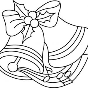 Le dessin de cloche et les notes de musique est un joli coloriage de cloches. Un dessin aux traits épais, adaptés aux plus petits et facilement utilisable comme motif à reporter sur tous vos supports. Retrouvez des centaines d'autres coloriages de cloches