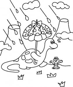 Dinosaure 08 - motif à imprimer