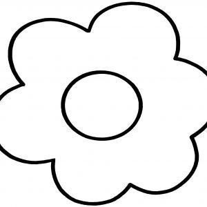 Fleur 026 - motif à imprimer