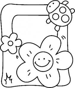 Fleurs 001 - motif à imprimer