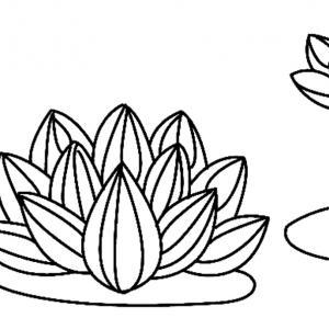 Fleurs 029 - motif à imprimer