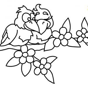 Fleurs 045 - motif à imprimer