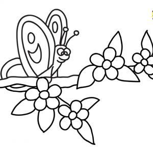 Fleurs 046 - motif à imprimer
