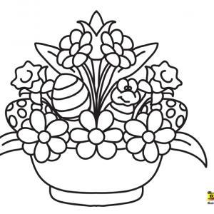 Fleurs 047 - motif à imprimer