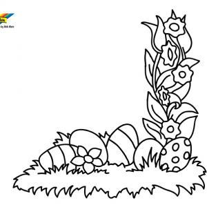 Fleurs 049 - motif à imprimer