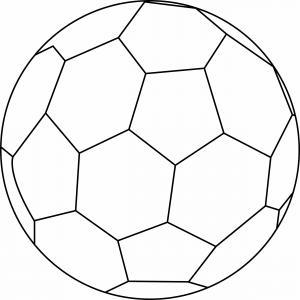 Football 01 - motif à imprimer