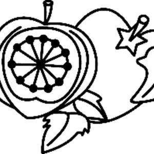 Fruits 04 - motif à imprimer