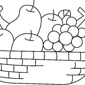 Fruits 06 - motif à imprimer