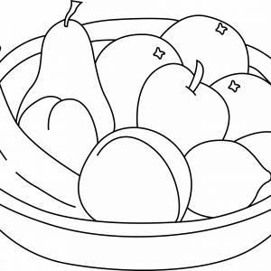 Fruits 07 - motif à imprimer