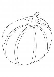 Melon 01 - motif à imprimer