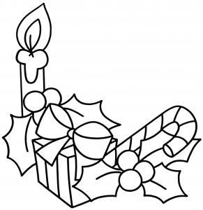 Noël 04 - motif à imprimer