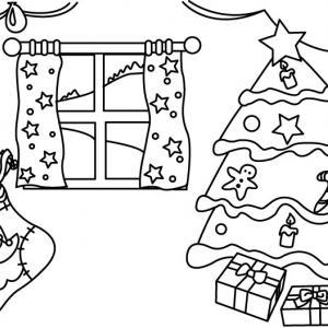 Noël 06 - motif à imprimer