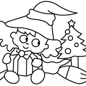 Noël 09 - motif à imprimer