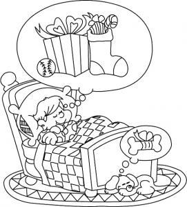 Noël 15 - motif à imprimer