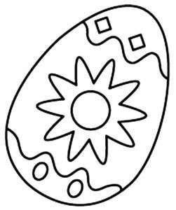 Oeufs 04 - motif à imprimer