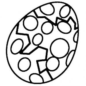 Oeufs 29 - motif à imprimer