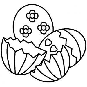 Oeufs 36 - motif à imprimer