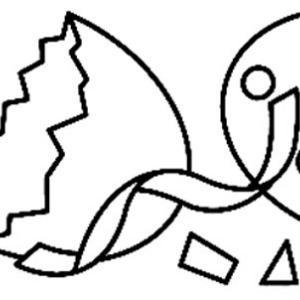 Oeufs 39 - motif à imprimer